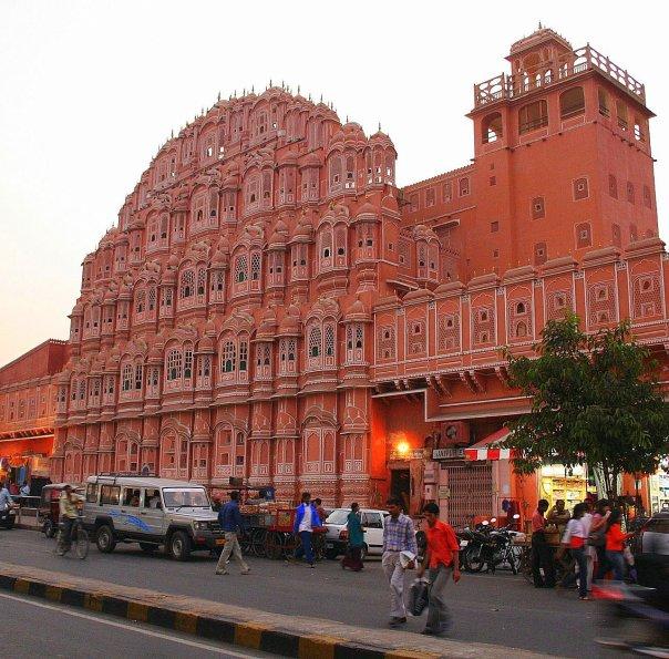 PALESTRA PAALCIO DOS VENTOS -Wind-Jaipur-703043